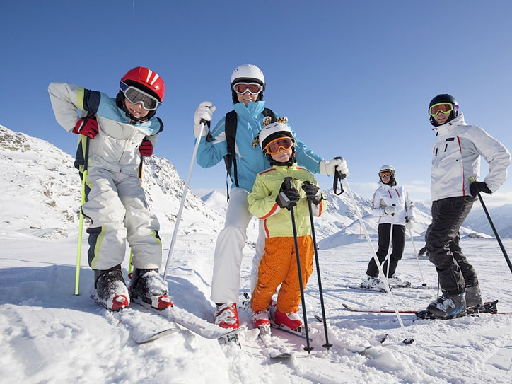 How to plan a stress-free ski trip with kids