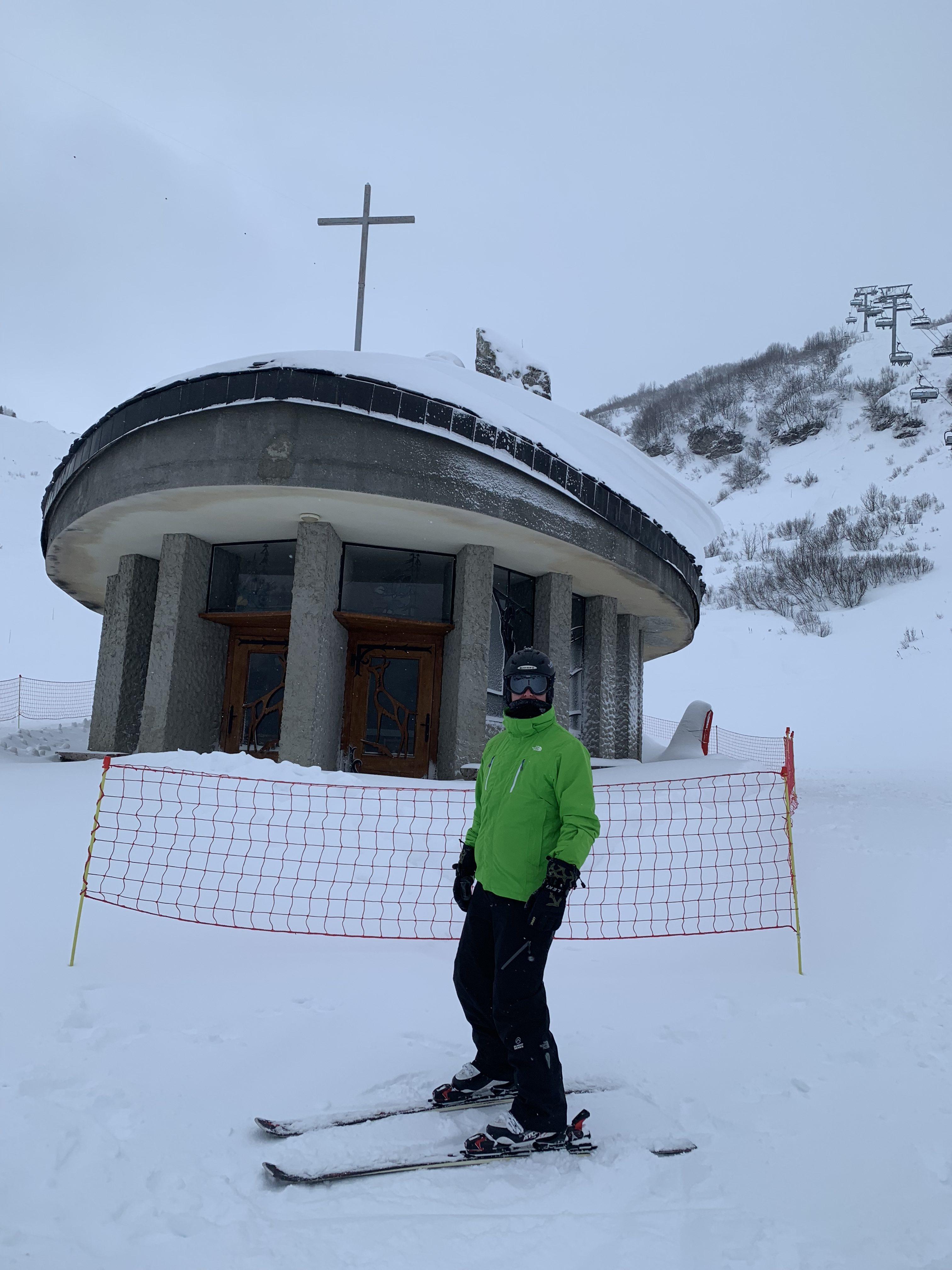 Plaine Dranse chapel, Portes du Soleil
