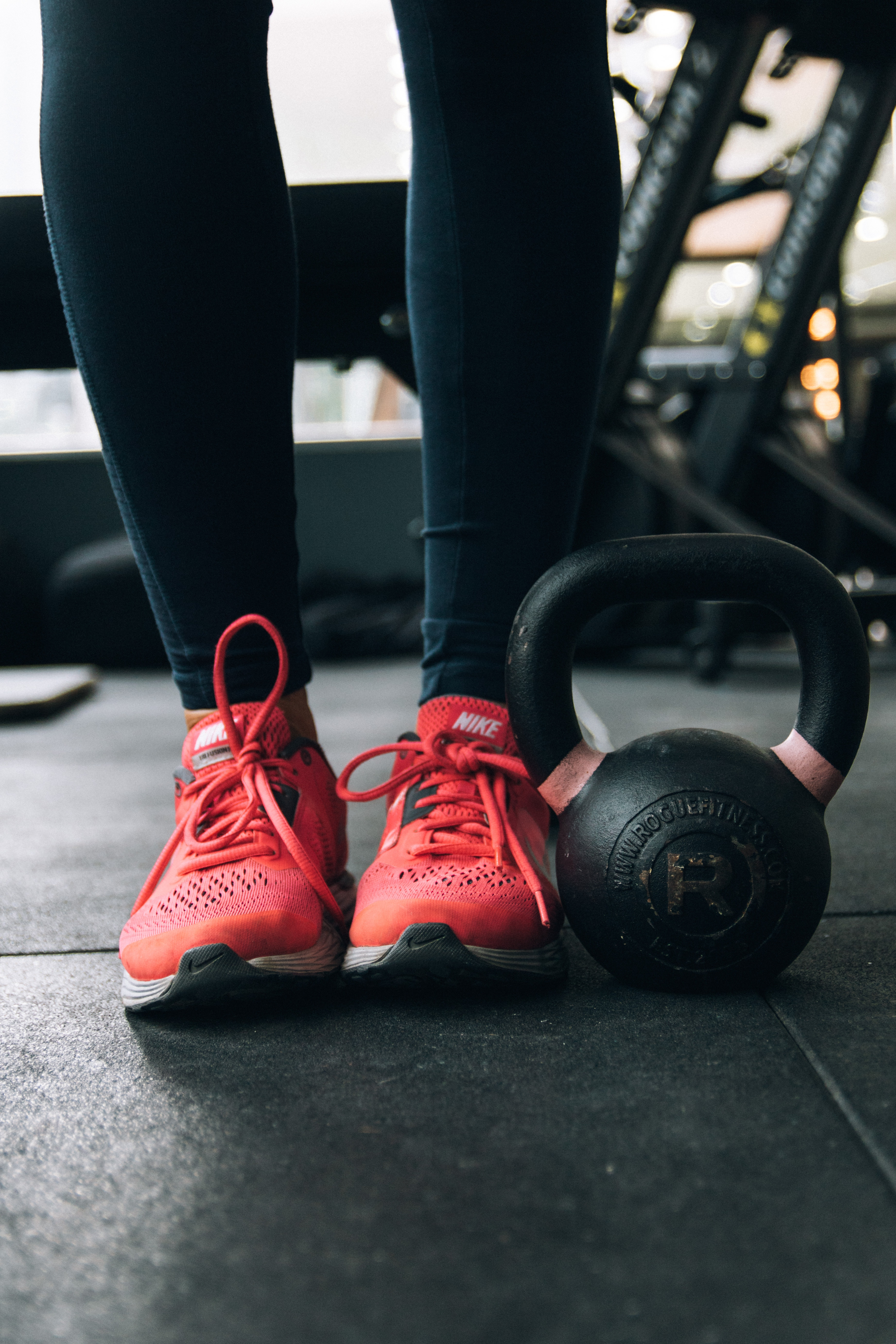 Classes such as spin, kettlebells and TRx are are all great for full body conditioning