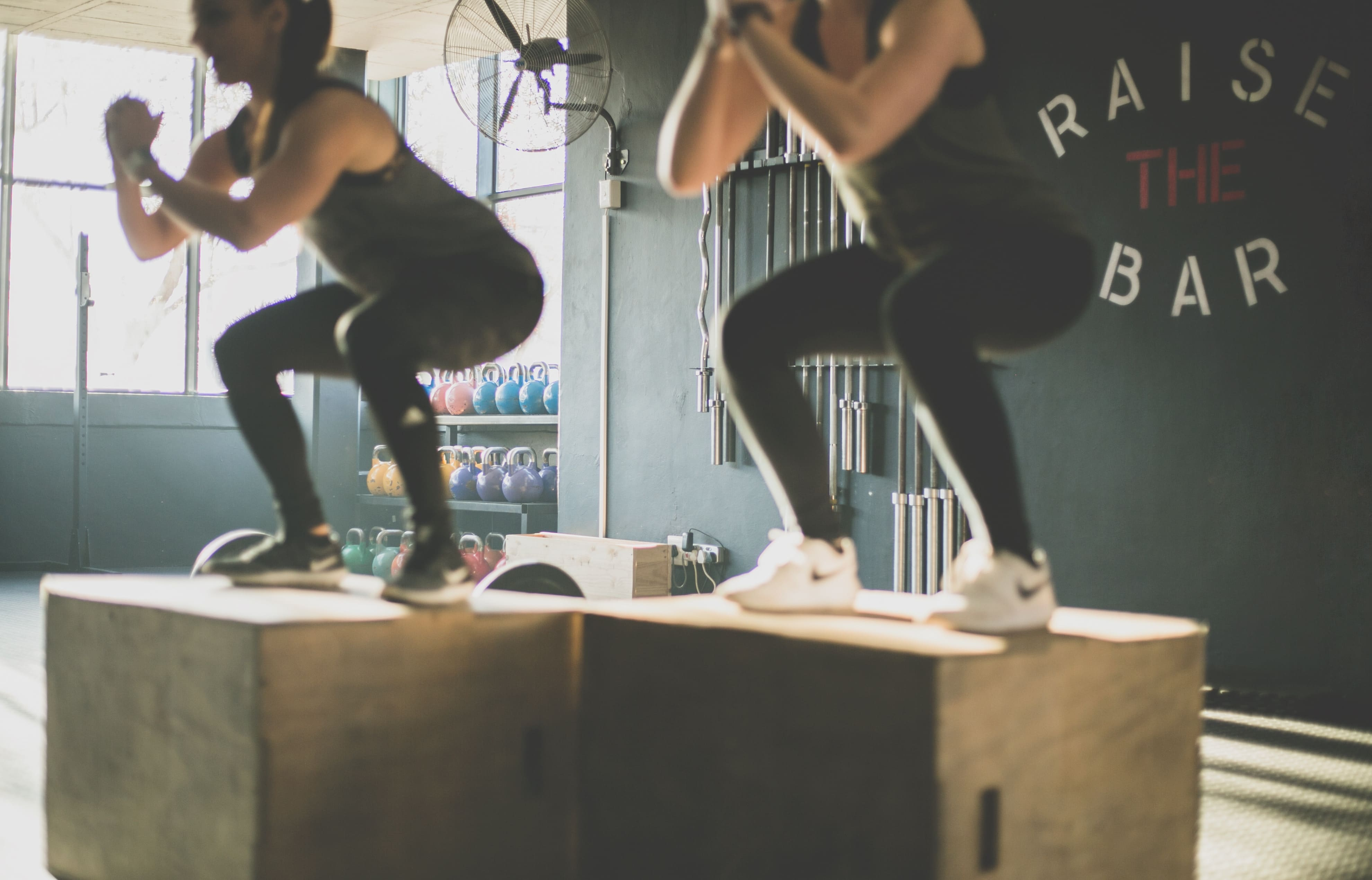 The squat is the bread and butter of ski training