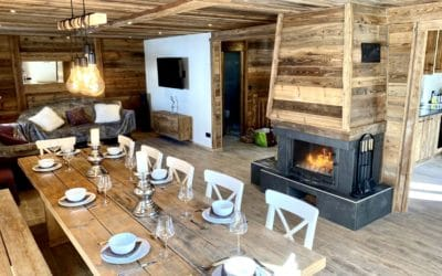 5 Reasons to Stay in a Catered Ski Chalet