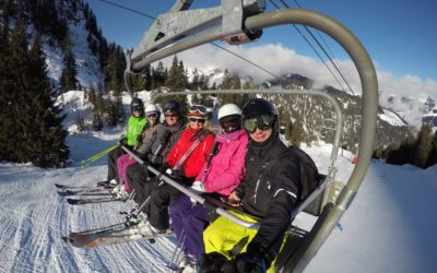 Booking a Group Skiing Holiday in 2022